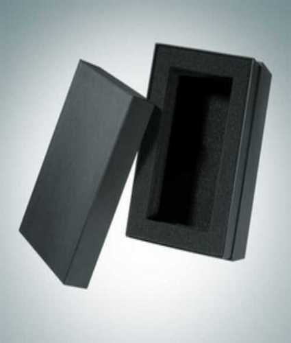 Black Premium Packaging Box