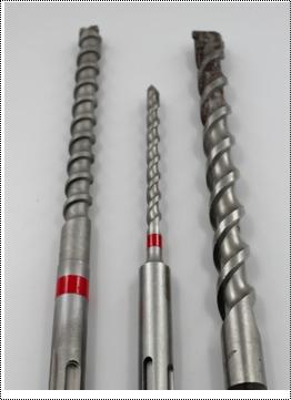 Electric Hammer Drill Bits (DIN8035 SDS-Max Shank)