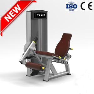 Commercial Leg Extension Professional Body Building Gym Exercise Equipment