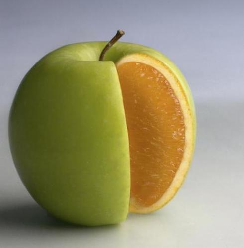 Fresh Apple Hybrid Orange