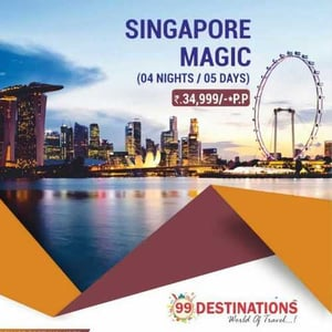 Customised Singapore Tour Package Service