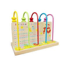 Wooden Abacus Labcare Online