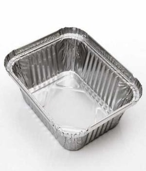 Aluminum Foil Container For Packaging Food