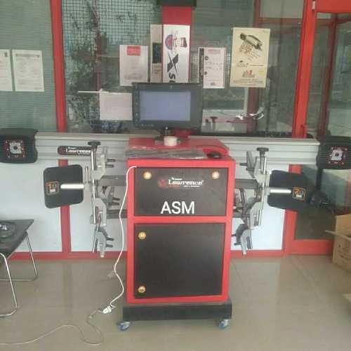 ASM 3D Wheel Alignment Machine
