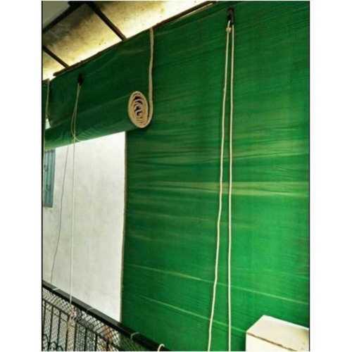 Green Bamboo Screen Sheet Size: Customized