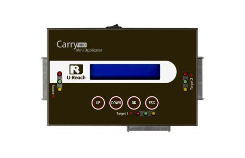 1:2 Mini SATA HDD Duplicator-PRO218
