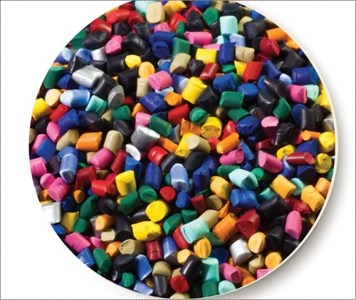 Chemical Resistance Color Masterbatch