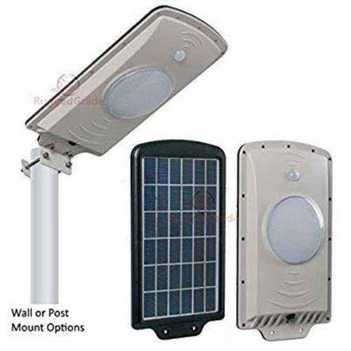 Hassle Free Functioning Solar Street Light