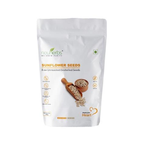 (Neuherbs) Raw Unroasted Sunflower Seeds Grade: A