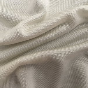 Knitted 100% Silk Fabric