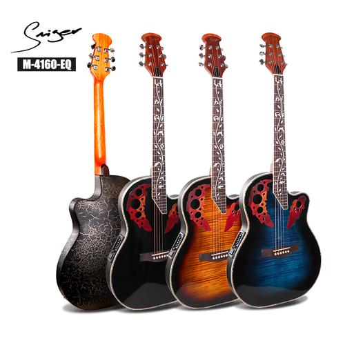 Long Functional Life Ovation Guitar