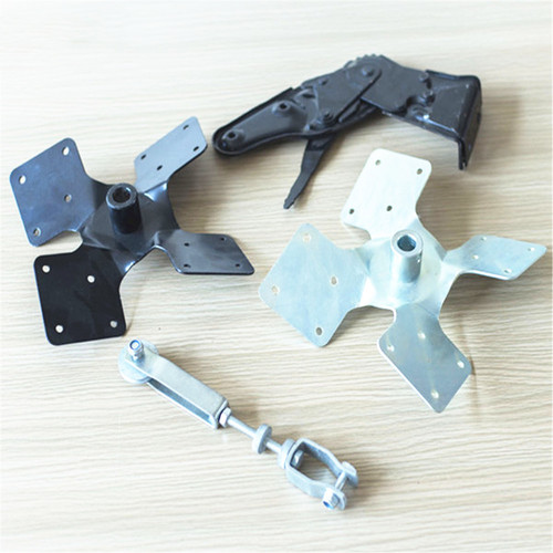 Oem Custom Hot Dip Plating Stamping Small Stainless Structural Steel Sheet Metal Welding