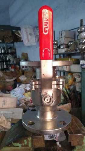 Industrial Ball Valve Fitting