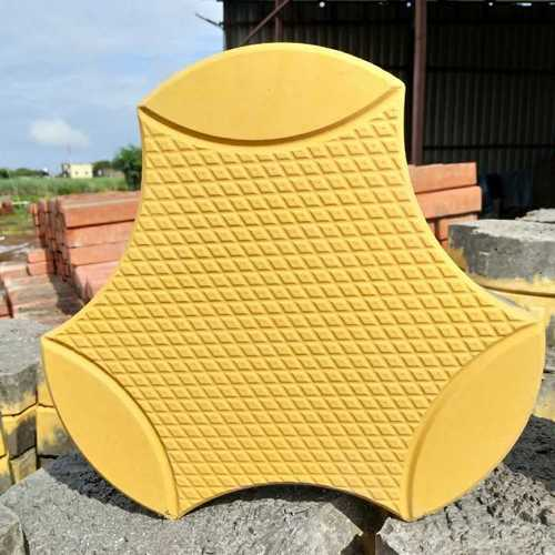 Paver Block Used For Flooring Size: Various Sizes Are Available