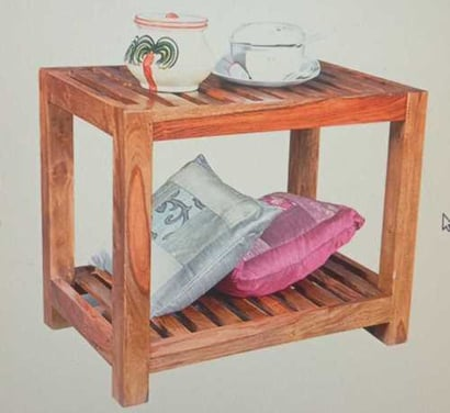 Furniture Accessories Solid Wood Console Table