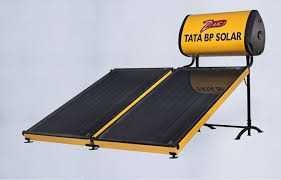 Tata Solar Water Heater