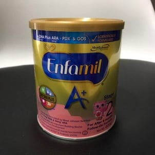 Brand New Enfamil A Plus Stage 2 Follow Up Formula 400 g
