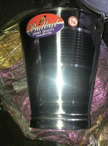 Stainless Steel Balti (Bucket)