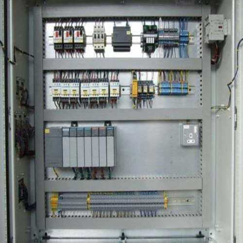 Stainless Steel Plc Control Panel
