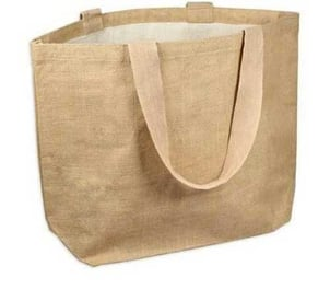 Plain Jute Bags with Handle