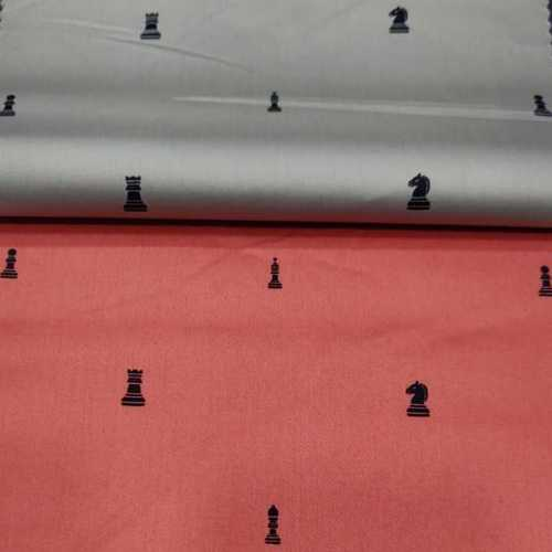 60*60 Satin Shirting Fabric