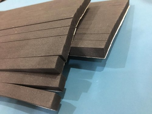 Black Ejection Rubbers Strips (BOBST)