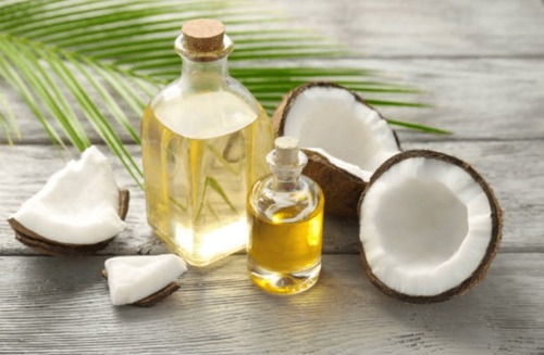 Crude Coconut Oil with High-quality