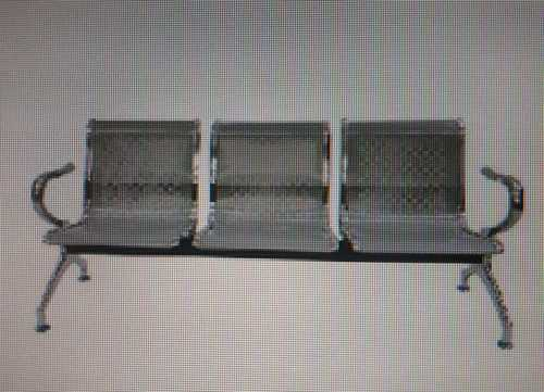 Hospital Stainless Steel Bench
