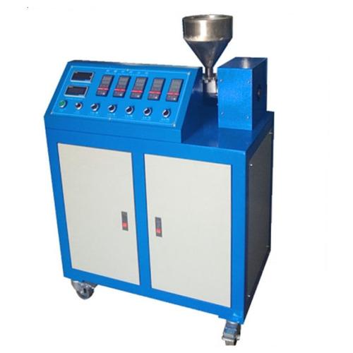 Laboratory Plastic Rubber Extruder Machine