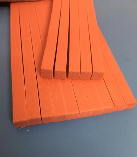 Red Ejection Rubbers Strips