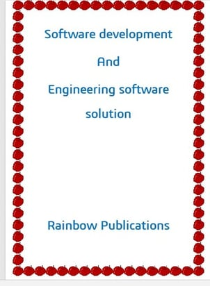 Software Development and Engineering Software Solution