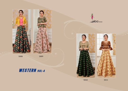 Western Gowns