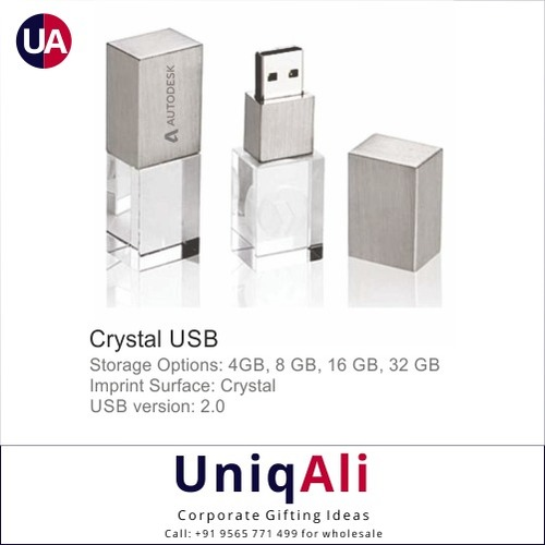 Crystal USB 2.0 Pen Drive
