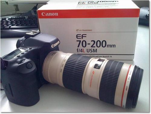 Durable Camera Lens 70 200 MM