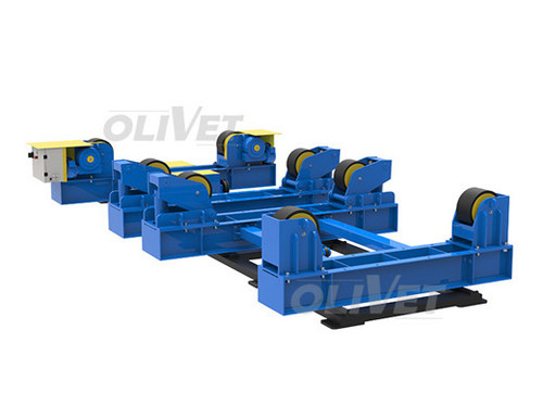 FIT Fit Up Roller Station FIT Series