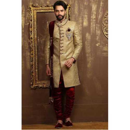 Mens Trendy Ethnic Sherwani