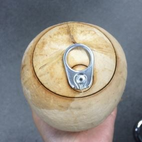 Natural Ring Pull Coconut
