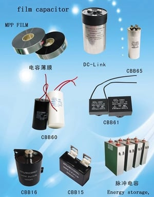 New Metallized Polyester Film Capacitor