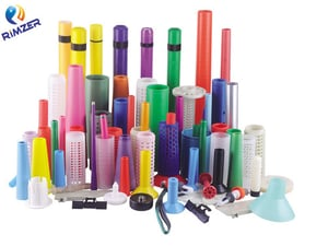 Plastic Bobbins and Spare Parts for Spinning Machine