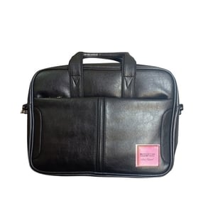 Soft Leather Promotional Laptop Bags