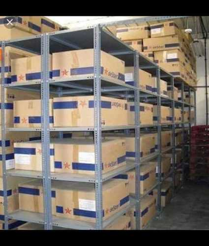 Warehouse Slotted Angle Racks