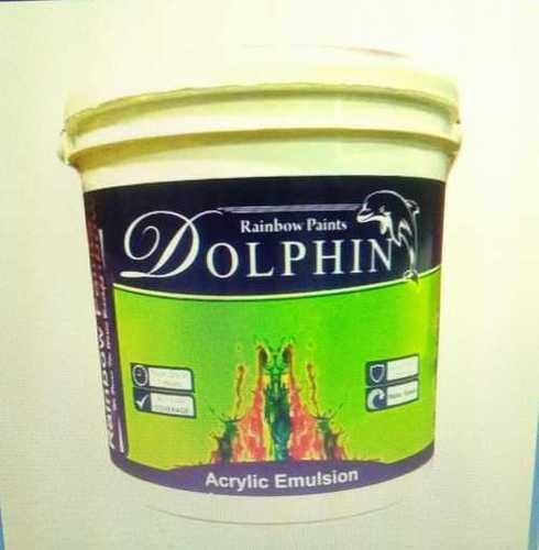 Acrylic Emulsion Rainbow Paints