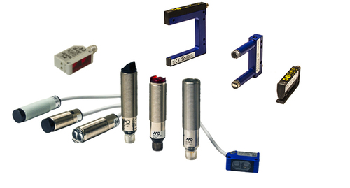 All Type Photoelectric Sensors