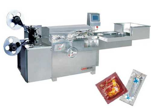 Automatic Condom Packing Strip Machine