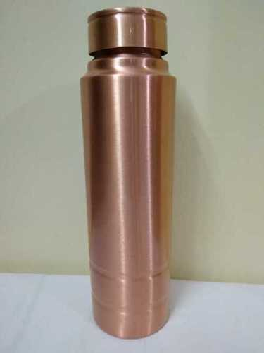 Laquer Coated King Copper Water Bottle