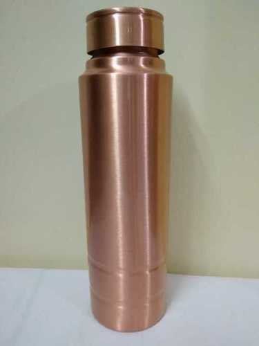 Metal Laquer Coated King Copper Water Bottle