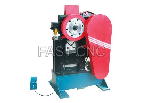 Multi-Function Combined Punching And Cutting Machine