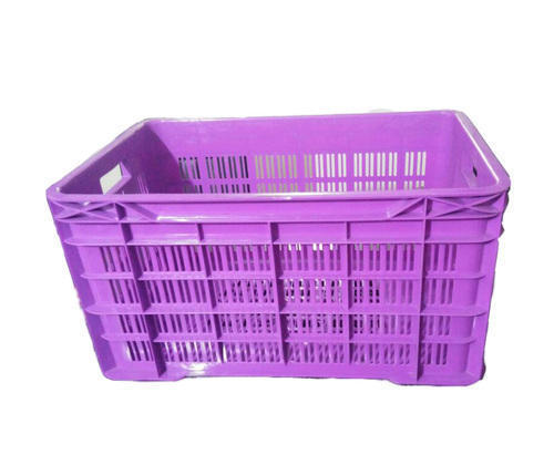 Plastic Crate For Fruits And Vegetables