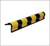 Round Shape Rubber Corner Pillar Guard