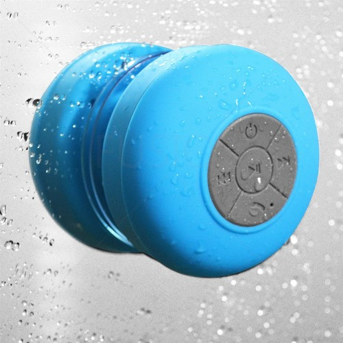 Wemake Waterproof Shower Bluetooth Speaker